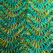 SmoothFox Crochet and Knit: Feather and Fan crocheted scarf