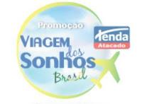 Promoção 'Viagem dos Sonhos Brasil' Tenda Atacado