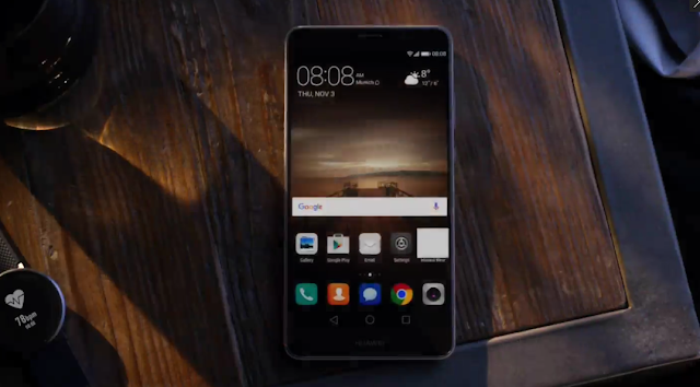 Huawei is Already Testing the Android O in Mate 9
