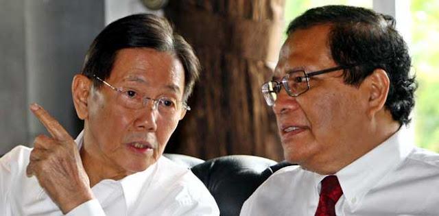 Kwik Kian Gie dan Rizal Ramli Masuk Tim Pemenangan Prabowo-Sandi