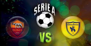 Prediksi Roma vs Chievo