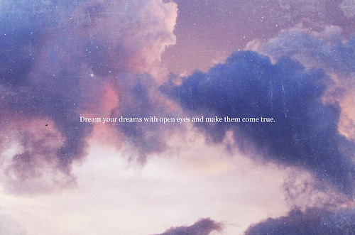 Tracing Echoes  Quotes I LoveQuotes About Dreams And Love Tumblr