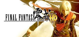 Final Fantasy: Type 0 HD (PC) 2015