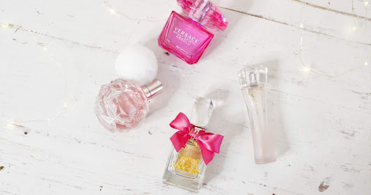 My All Time Favourite Fragrances