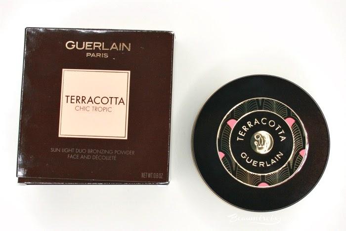 #FrenchFriday : Guerlain Terracotta Chic Tropic for summer ...