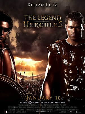Poster Oficial The Legend Of Hercules