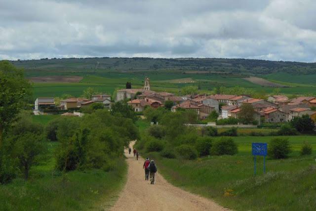 Ages, San Juan de Ortega; Montes de Oca, Camino, Jola Stępień
