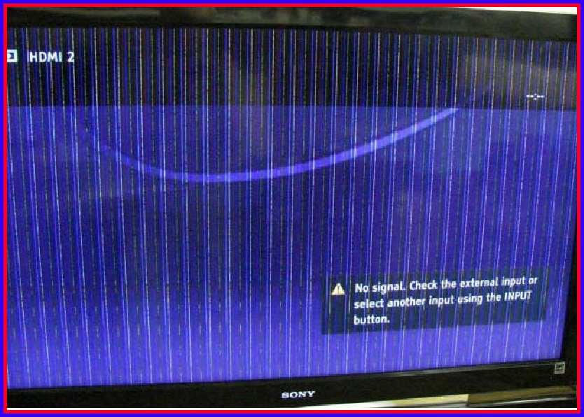 ELECTRONIC EQUIPMENT REPAIR CENTRE : SONY LCD TV TCON BOARD