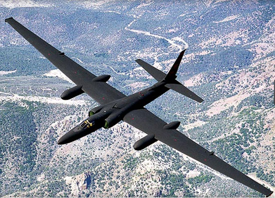 Mata-Matai Rusia NATO akan Terbangkan Pesawat Legendaris U-2