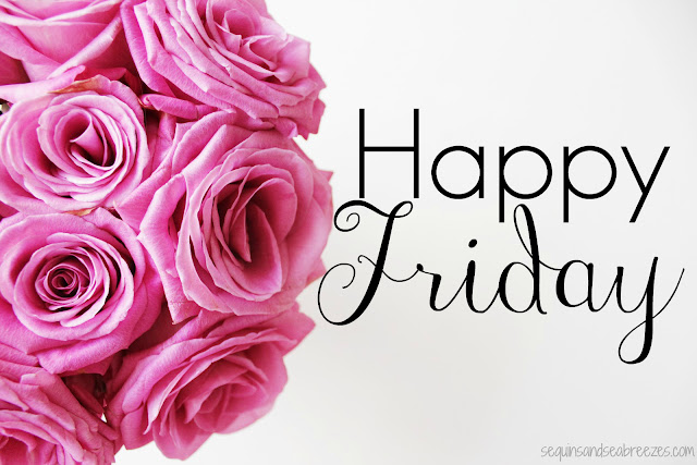 Happy Friday Roses