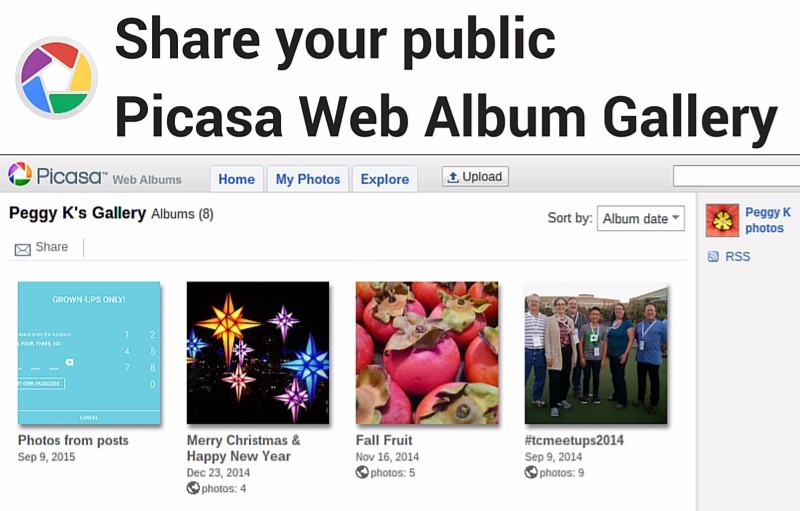 picasa web albums is the new old home of your public photo gallery