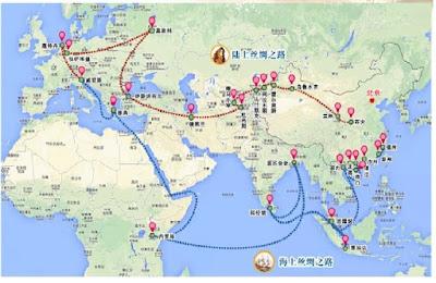 China al asalto de Europa