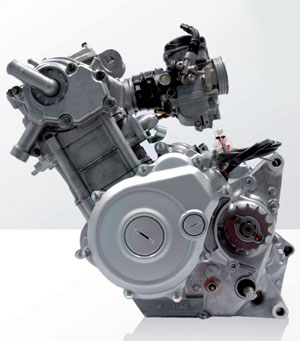 Similar Yamaha Minarelli engine V-Ixion It Made in Indonesia ~ The