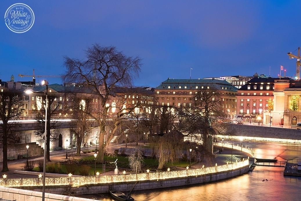 Weihnachten in Stockholm verbringen