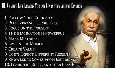 Tips Bisnis Sukses Ala Albert Einstein