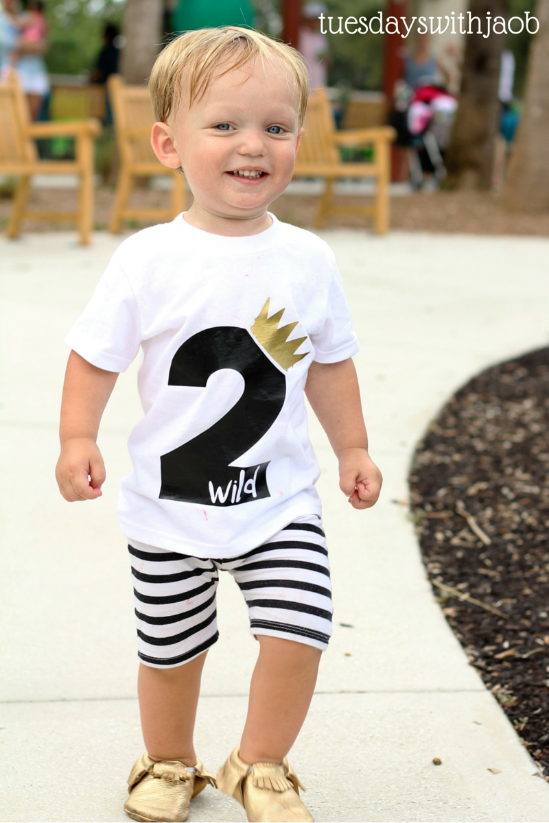 2nd birthday boy outfits