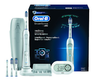 HOT OFFER Toothbrush, Oral-B TriZone 6000 Electric Rechargeable £72.99 Free UK P&P