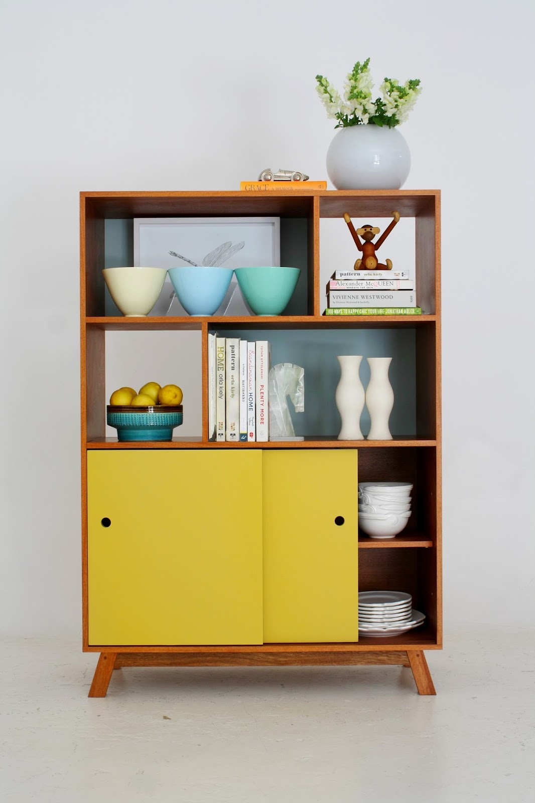 VAMP FURNITURE: Tina Wall Unit made by Vamp