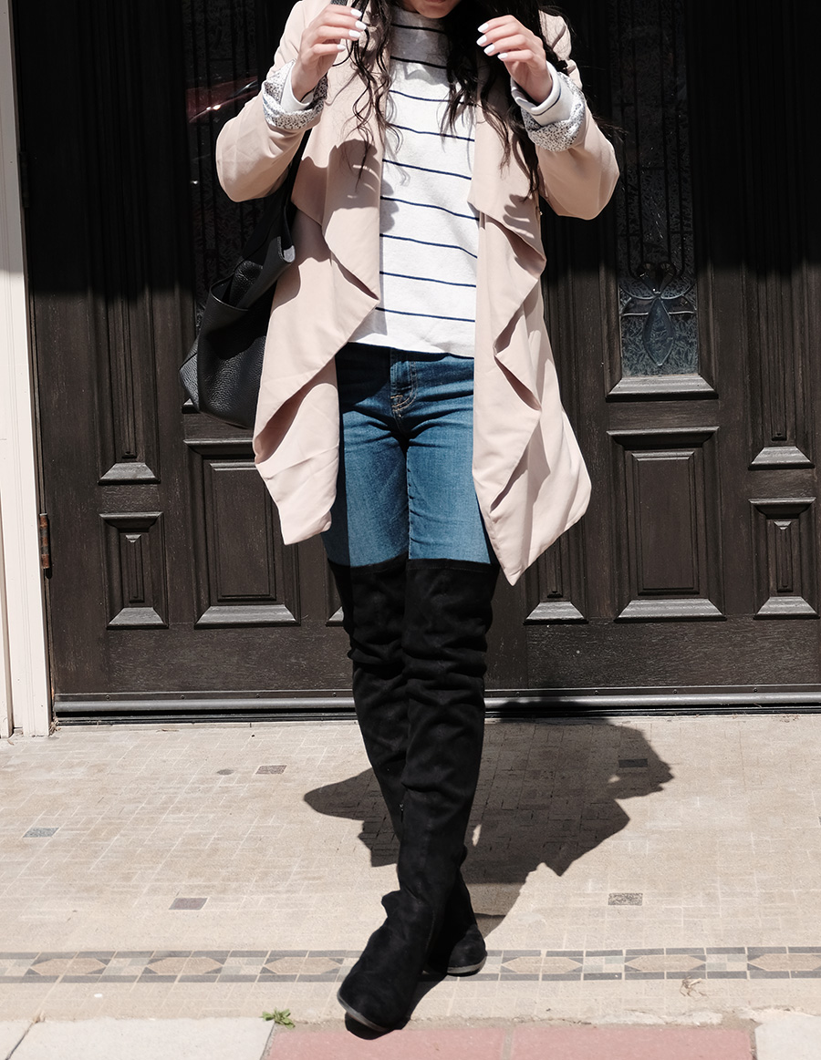 how to style trenchcoat for spring outfit ideas