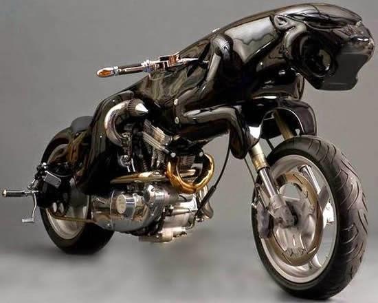 Motor Keren Di Dunia