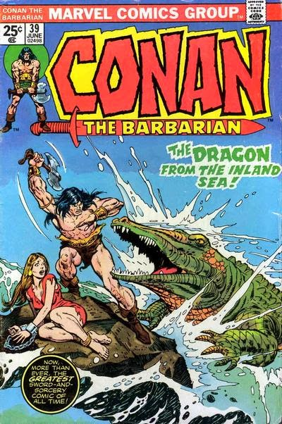 Conan the Barbarian #39