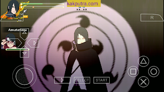 [500MB] Naruto Shippuden Ultimate Ninja Storm 5 Mod CSO PPSSPP (Offline) di Android