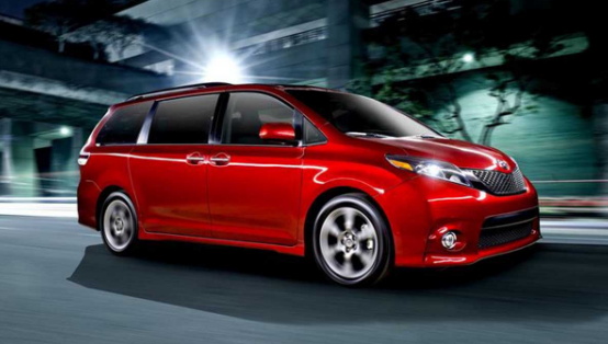 2018 Toyota Sienna Redesign, Reviews, Change, Price, Release Date