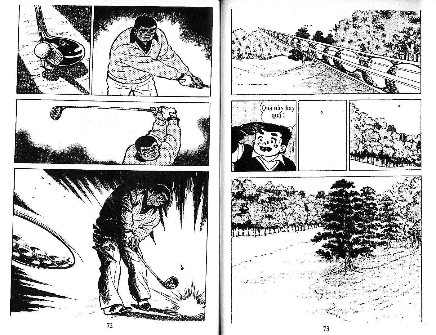 Ashita Tenki ni Naare chapter 28 trang 35