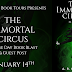 Release Day Blast: The Immortal Circus Final Act by AR Kahler