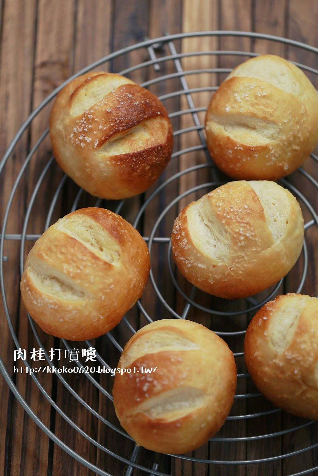 肉桂打噴嚏: 鹽奶油麵包Ⅱ