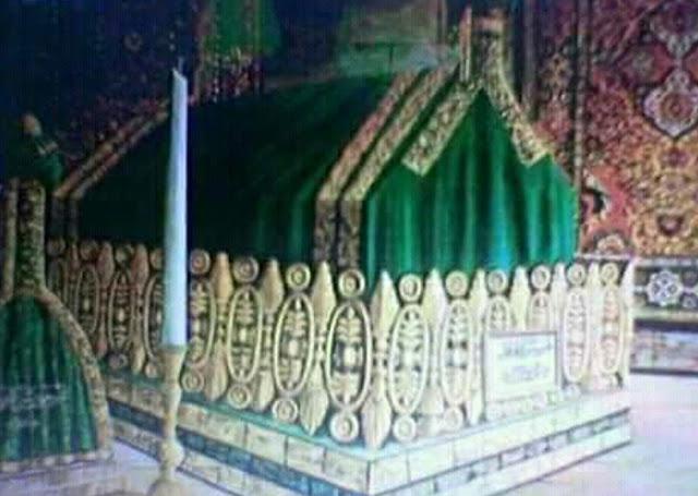 Menjelang Wafat, Nabi Muhammad Saw Berdoa dengan Doa Ini