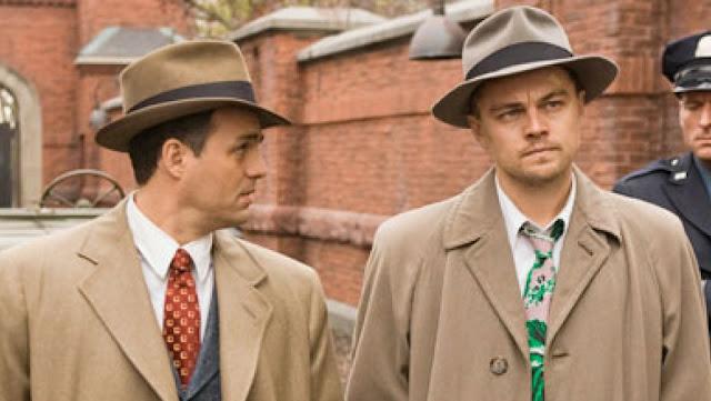 Leonardo Di Caprio e Mark Buffalo