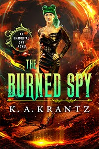 The Burned Spy
