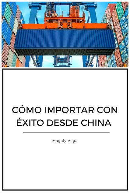 Cómo importar con éxito desde china