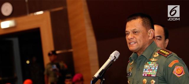 Panglima TNI: Memburu ISIS Itu Bohong, Tujuan Mencari Minyak