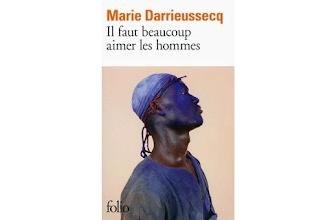 Lundi Librairie : Il faut beaucoup aimer les hommes - Marie Darrieussecq