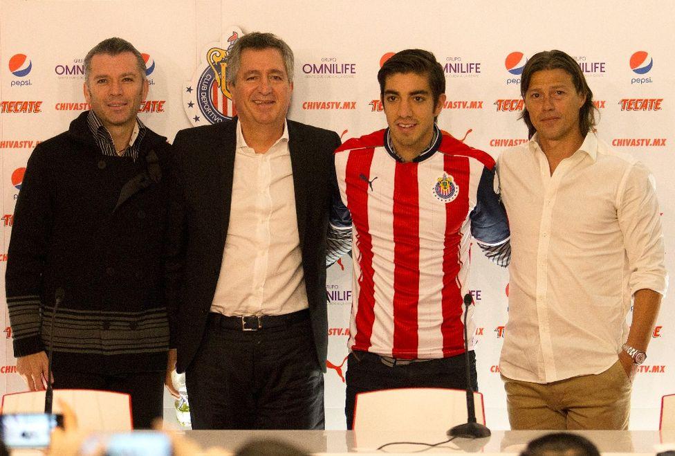 Higuera, Vergara, Pizarro y Almeyda.