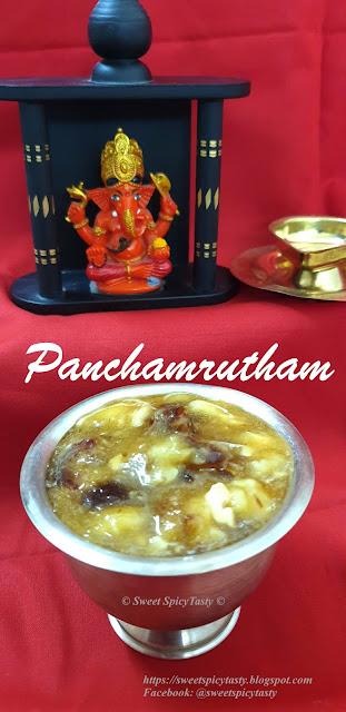 panchamritham, palani panchamrudham, panchamrutham , panchamrith, panchamrit,panjaamrutham, panchamruth, panchamrit, palani, thai velli neivediyam,