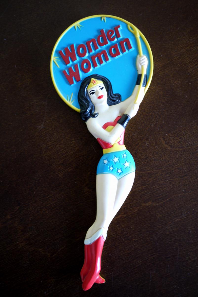 Vault 1541 Youtube Superman  Wonder Woman Stuff 70S -4010