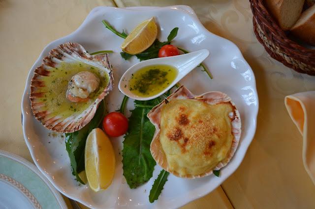 хорватия, мали стон, дом капитана, морепродукты хорватия,