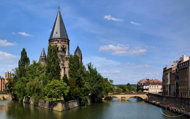 Qué ver en Metz, Francia