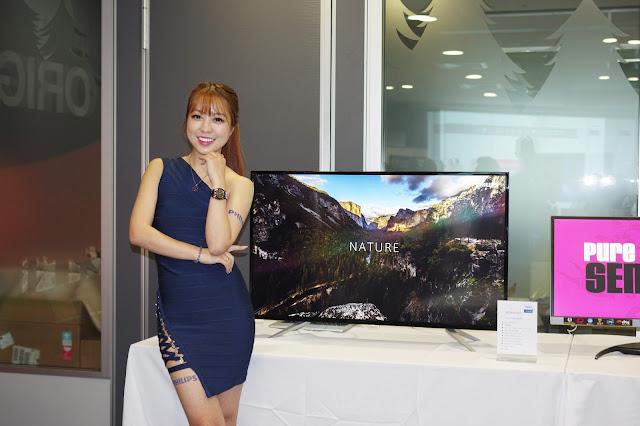 原色呈現,超越真實的視覺享受,Philips 全球首款量子點顯示器體驗會。