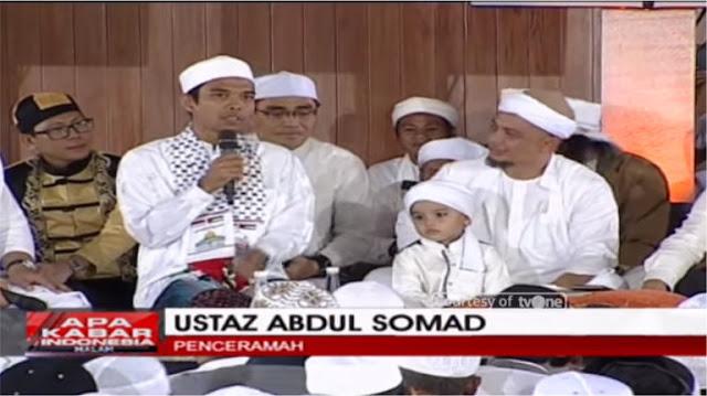 Alhamdulillah, Ustad Abdul Somad Akan Isi Kajian Selama Ramadhan di tvOne