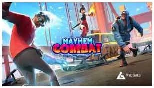 Mayhem Combat Online v1.5.1 Apk Mod Money for Android