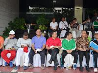 Menag Launching Pekan Olahraga dan Seni Antar Pondok Pesantren Nasional VII