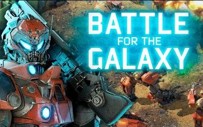 Battle for the Galaxy - Jeu RTS en Ligne