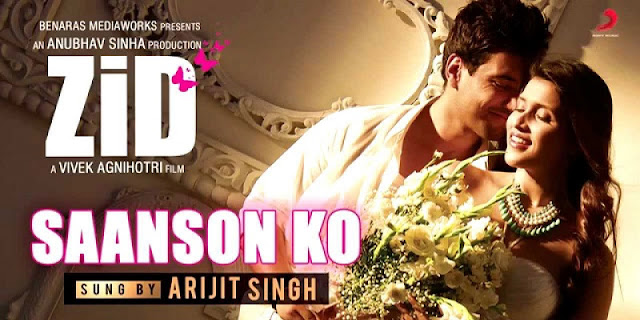Saanson Ko Chords + Strumming Pattern - Arijit Singh | ZiD