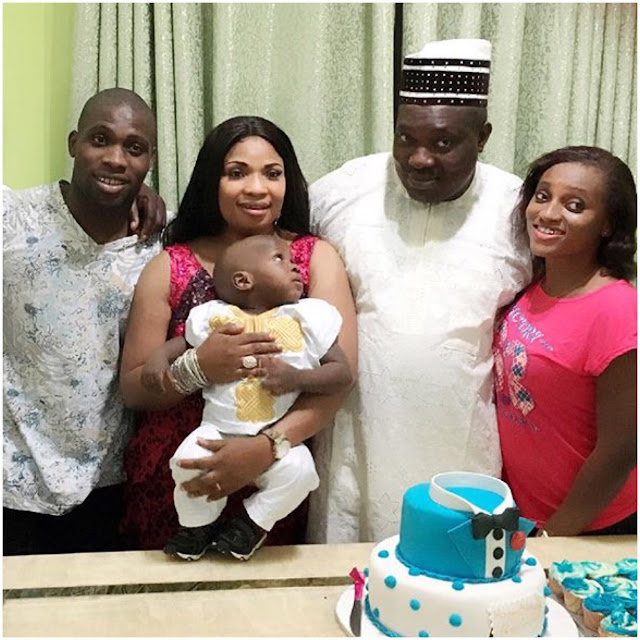 tunde orilowo birthday party