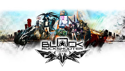 Download Black Rock Shooter: The Game For Android Fully Compressed PSP ISO