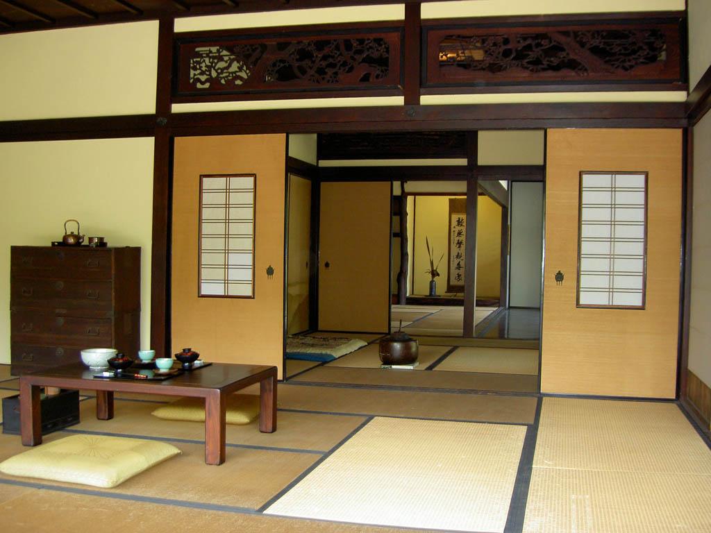 Camera Da Letto Giapponese l'angolo giapponese: casa tradizionale giapponese
